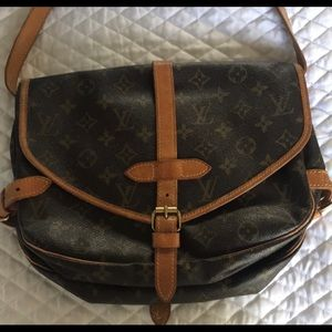 Louis Vuitton saumur MM
